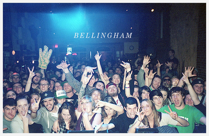 #TOURALLDAY BELLINGHAM