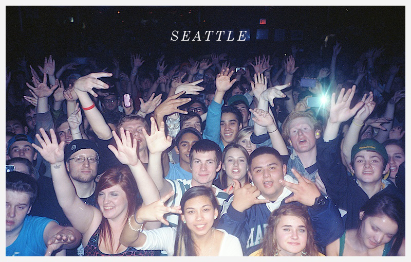 #TOURALLDAY SEATTLE
