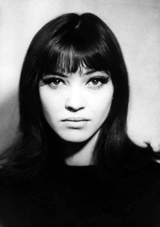 theswinginsixties: Anna Karina the video for the song named after this person will be dropping this fall