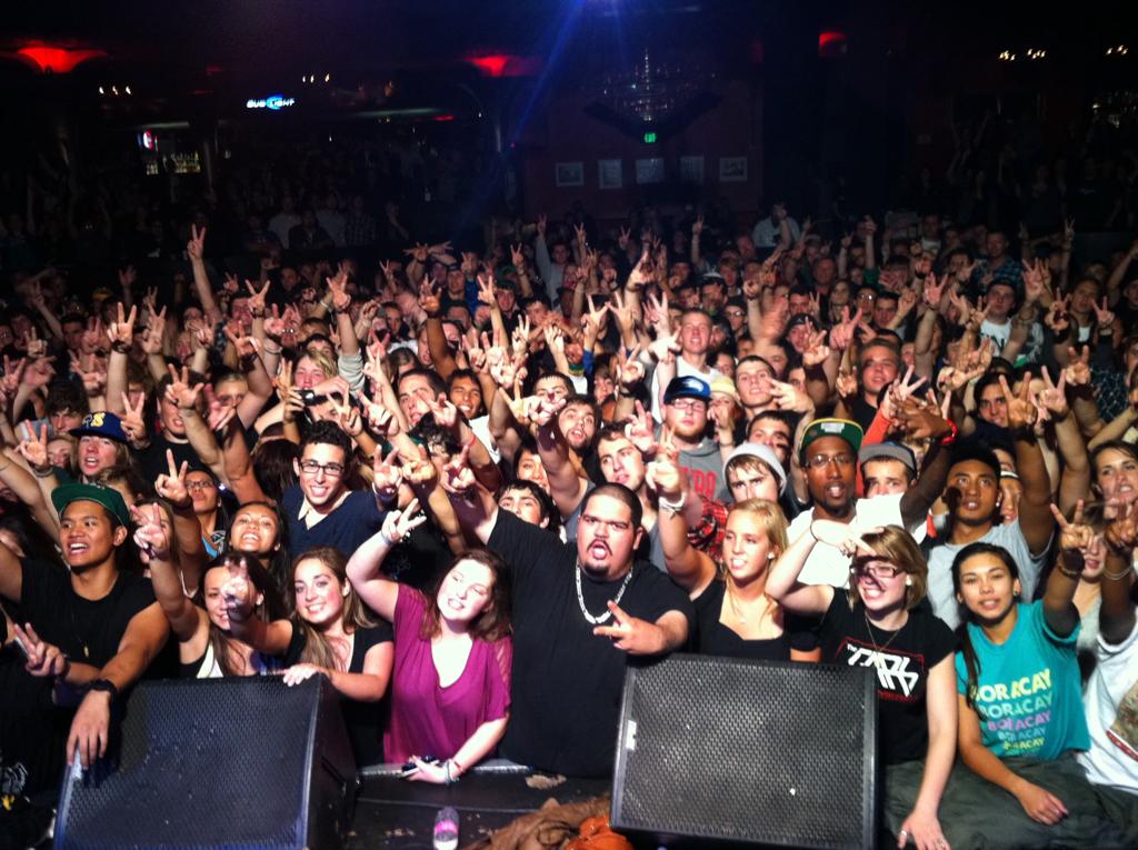 Tour, Day 2: SEATTLE!