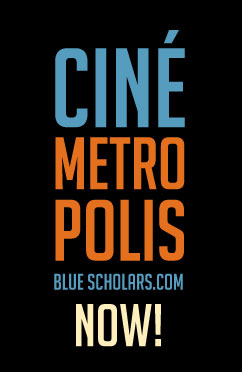pnoyapparel: bluescholars: CINEMETROPOLIS IS HERE. CLICK THE PHOTO & GET IT. FIRE!
