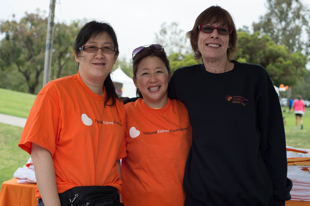 Group of NKF Volunteers