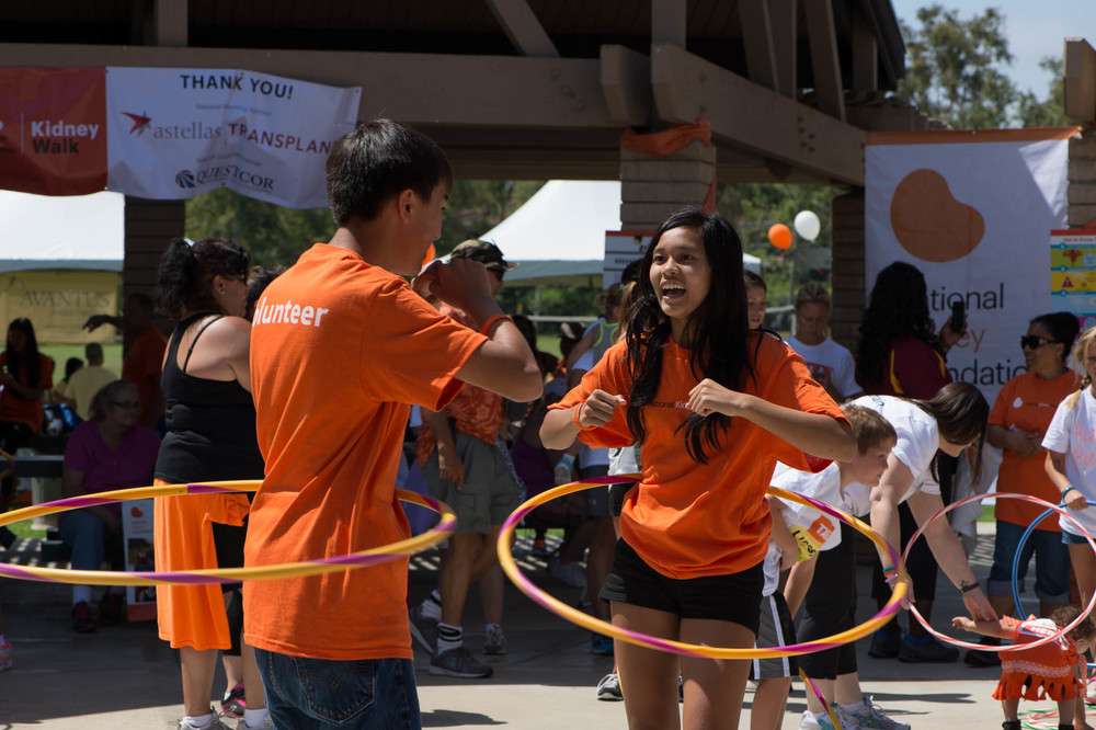 Hula Hoop Contestants
