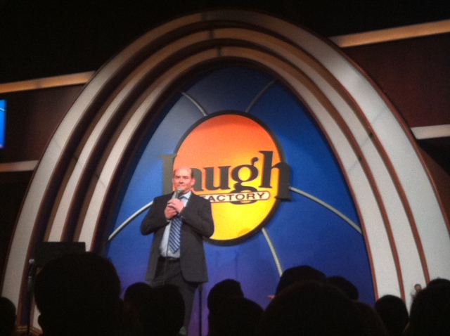 Actor & Comedian Dave Koechner