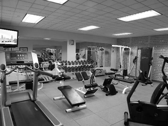 Exercise Room B&W 03.png