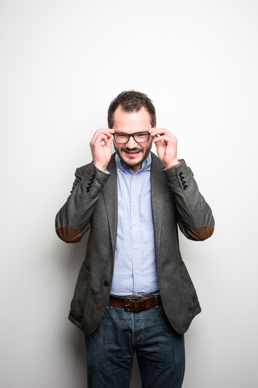 Prof. Robert Böhm, Professor für Decision Analysis an der RWTH Aachen