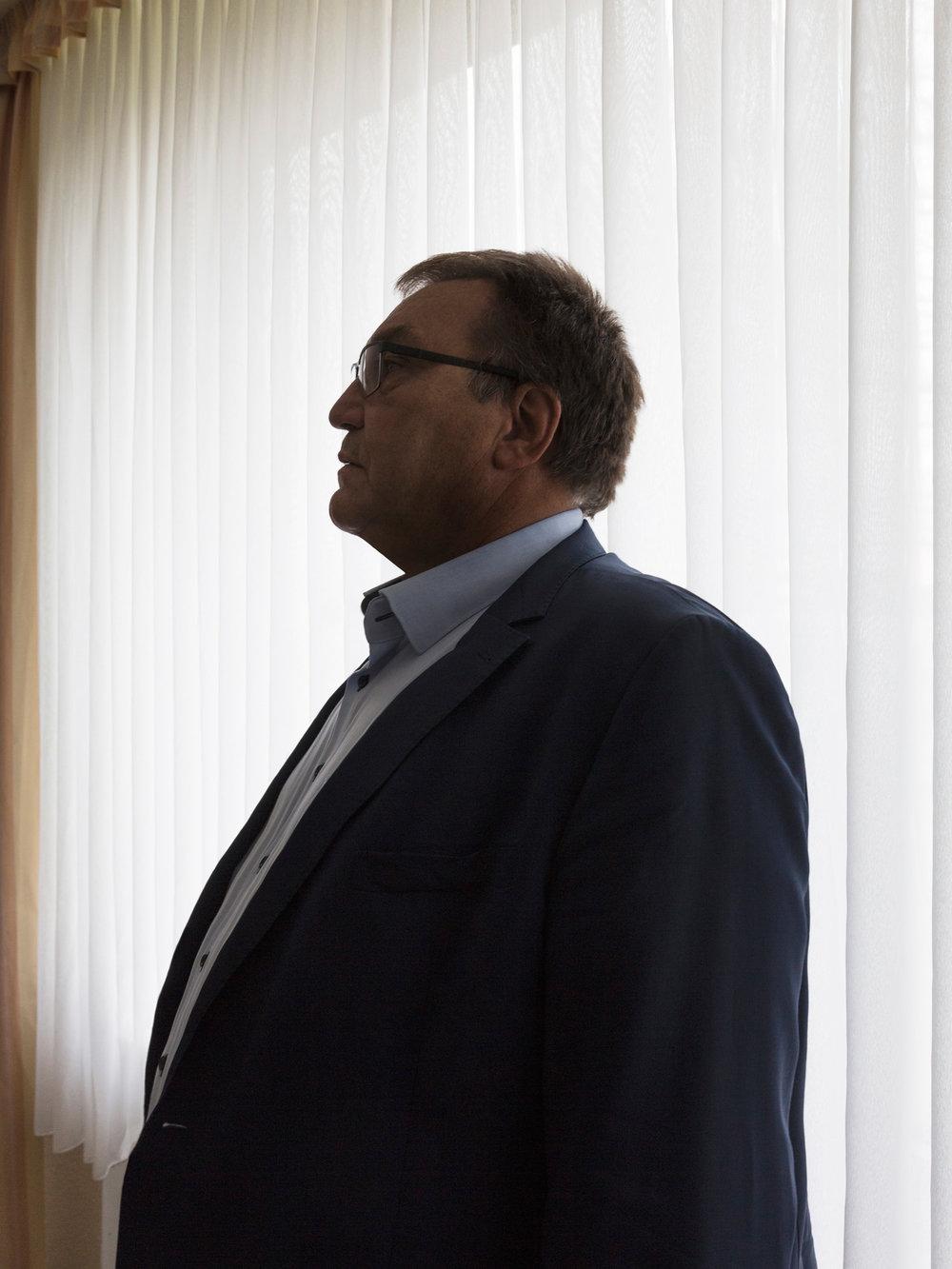 Dr. Hubert Buschmann, Chefarzt der MEDIAN Klinik Tönnisstein