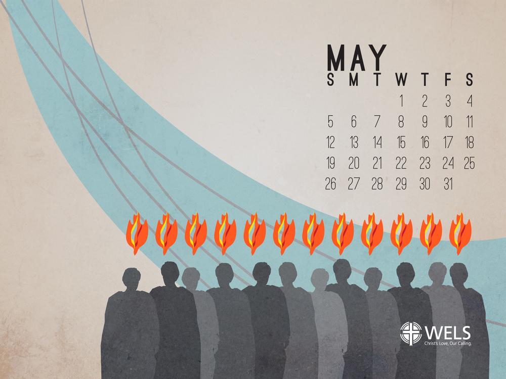 May 2013 - Pentecost