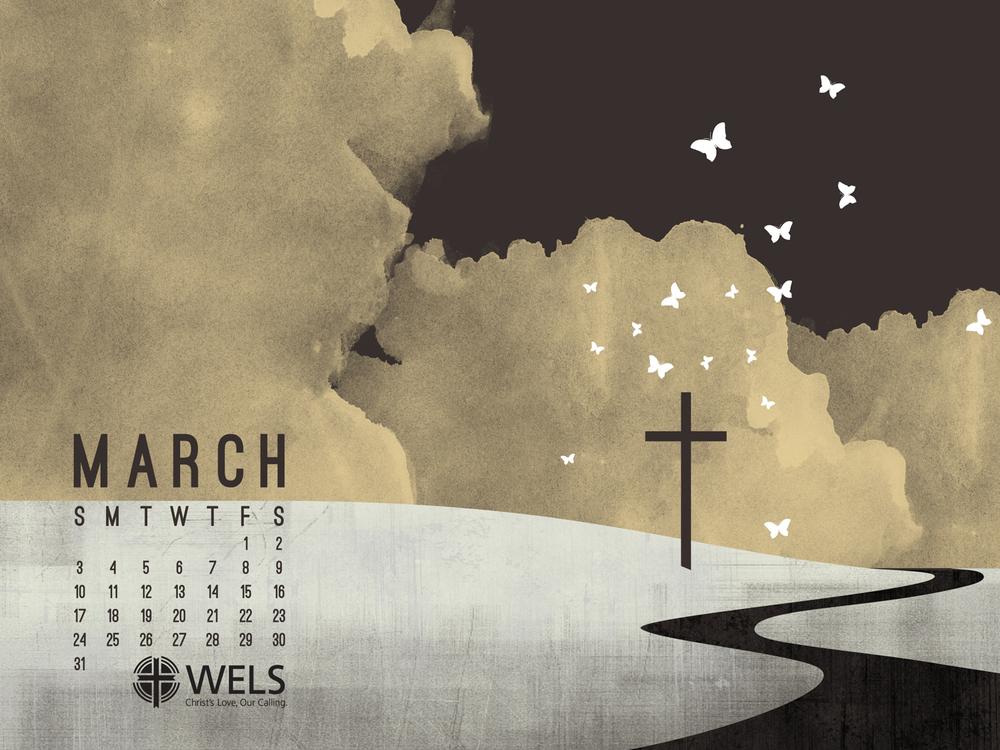 March 2013 - Lent