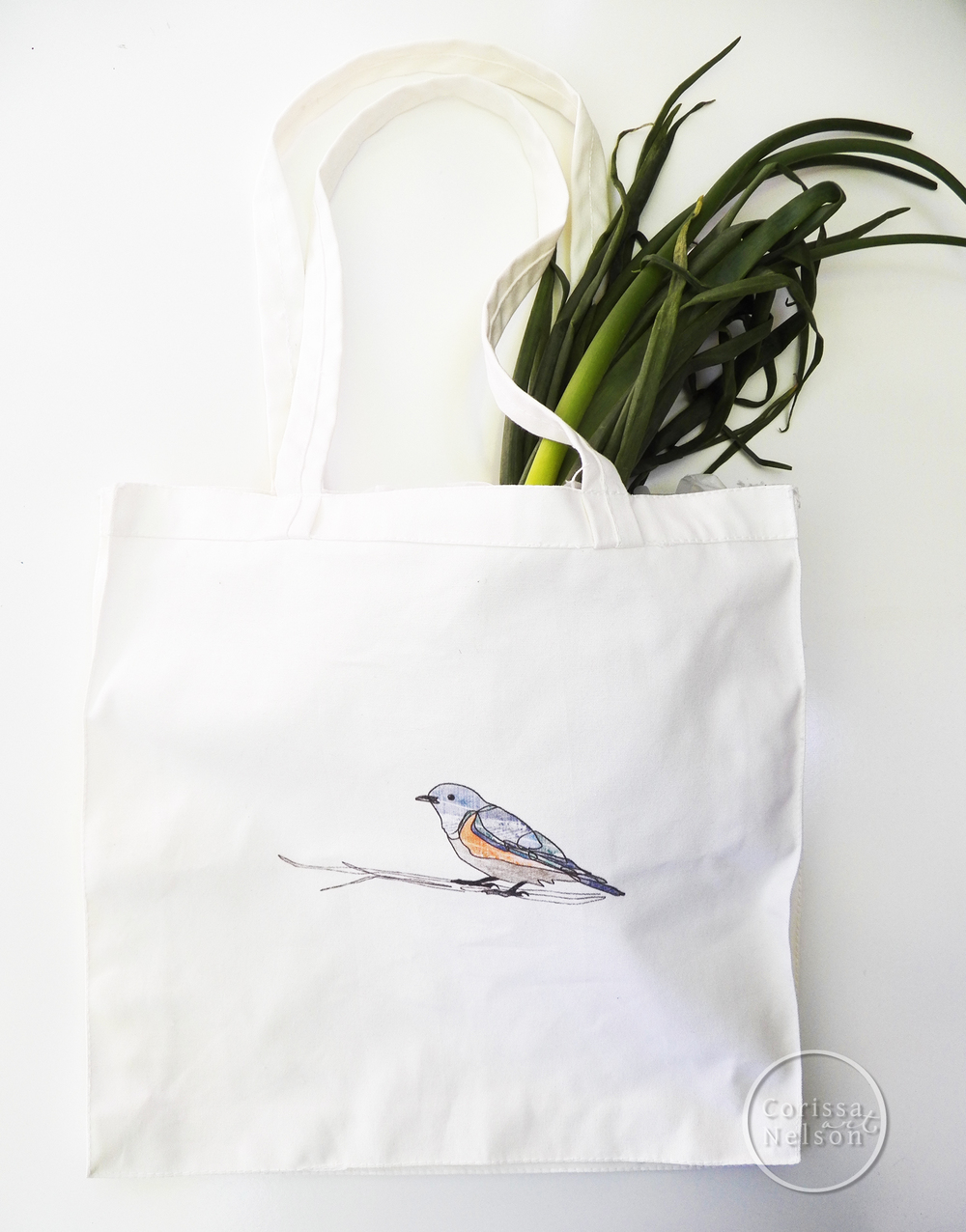 Win this Bluebird Tote Bag!