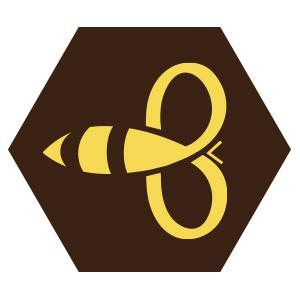 Cat Springs Apiary Logo & Branding