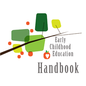 Early Childhood Handbook Cover Design