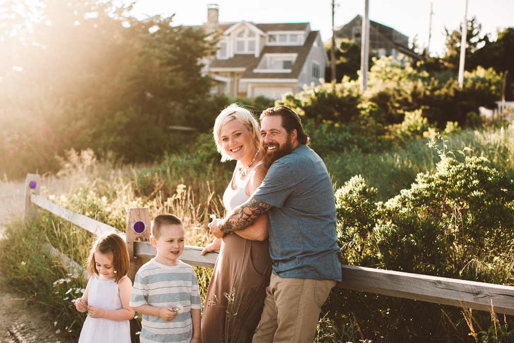 Cape Cod Family Photographer Session