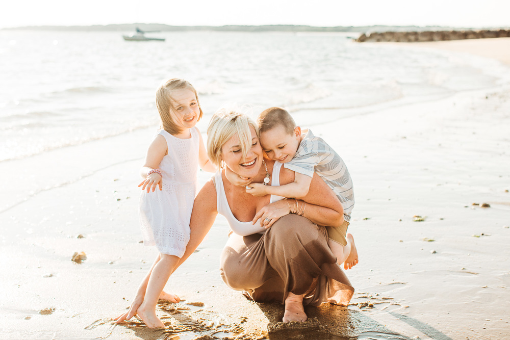 Wellfleet family photos