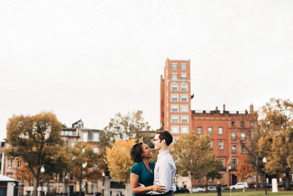 Beacon Hill Engagement Photographers