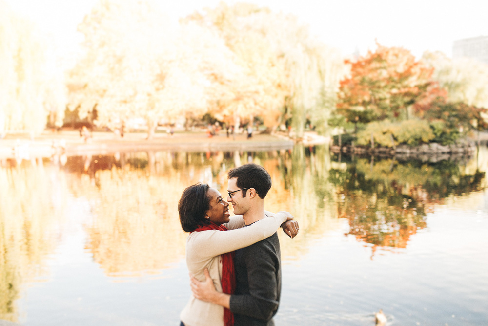 Best Boston Engagement Photographers