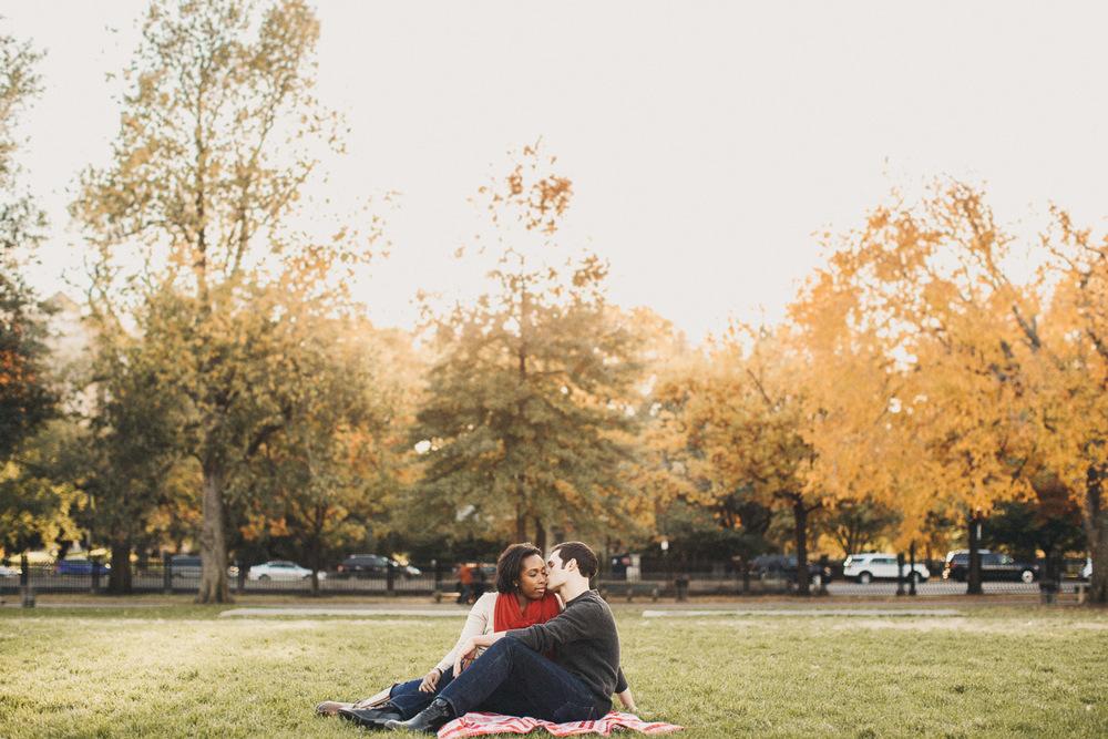 Artistic Boston Engagement Photographers