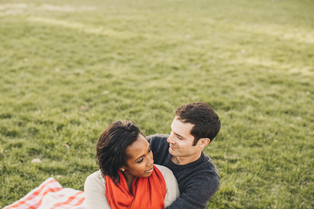 Boston Public Gardens - Engagement Photographers
