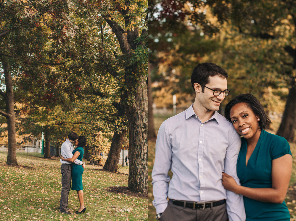 Boston Engagement Pictures