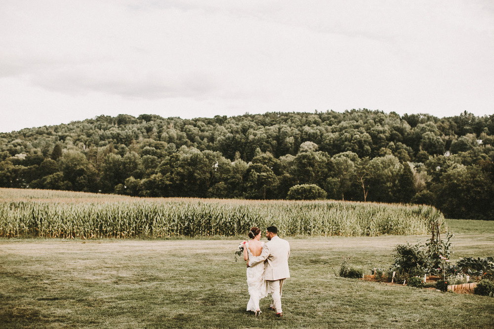 Top Rustic Vermont Wedding Photographers