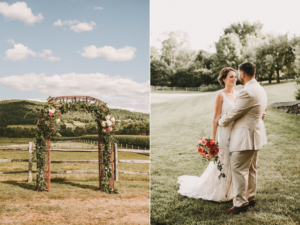 Vermont Wedding Photographers - Billings Farm
