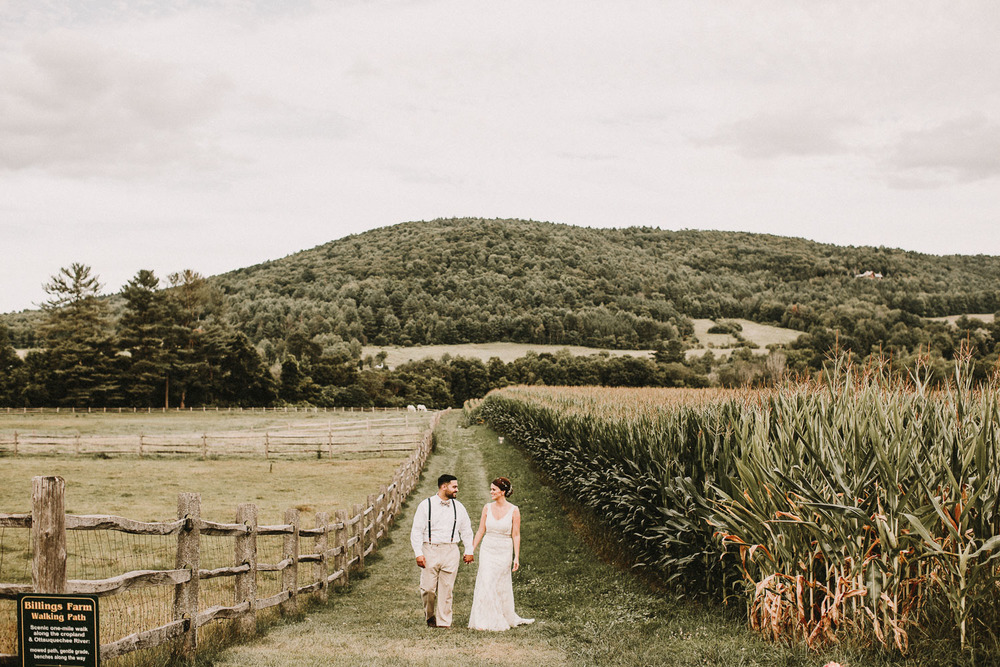 Vermont Mountains Wedding Photographers