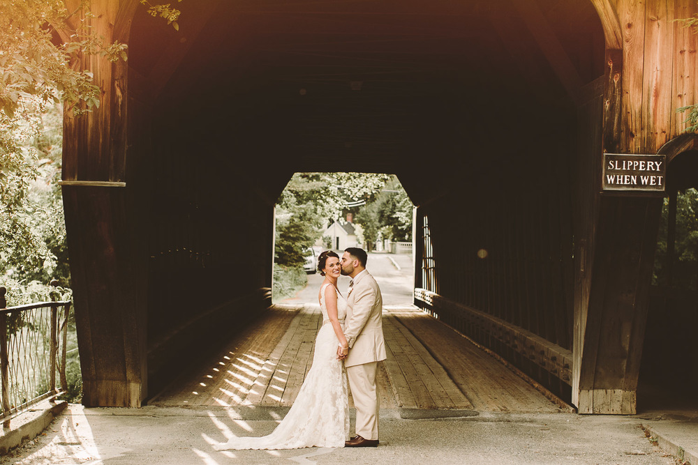 Artistic Wedding Photographers in Vermont