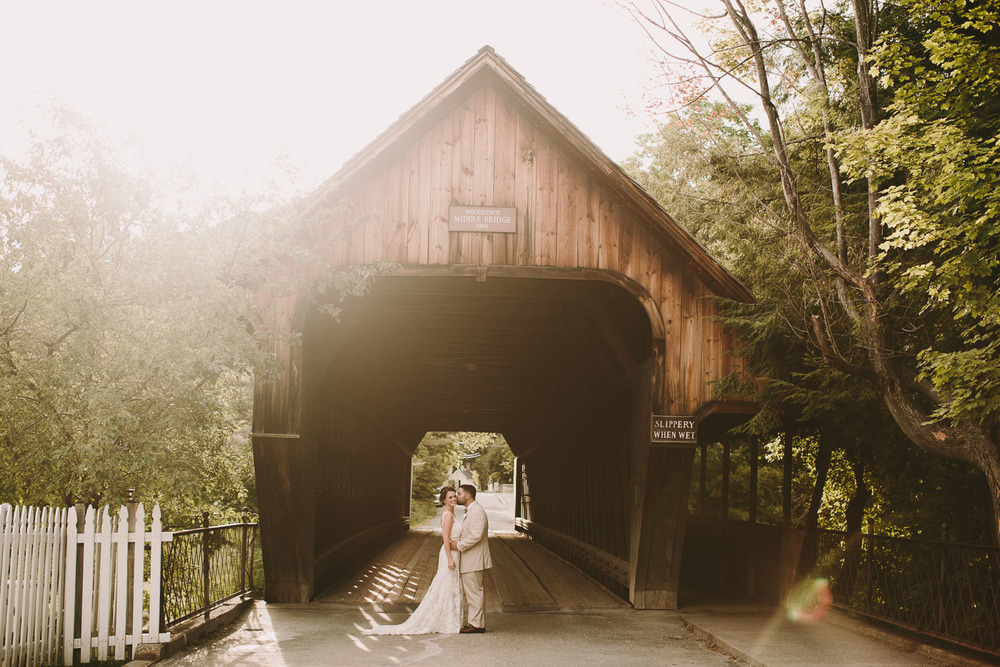 Woodstock Bridge Wedding Photographers
