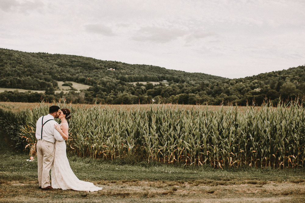 Destination Vermont Wedding Photographers