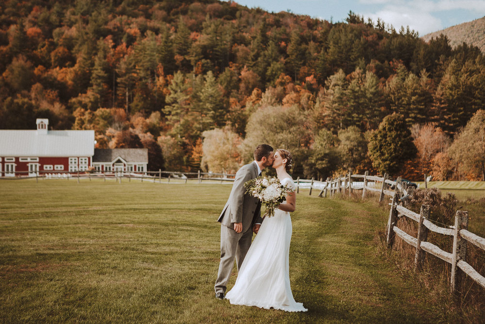Riverside Farm Vermont Weddings
