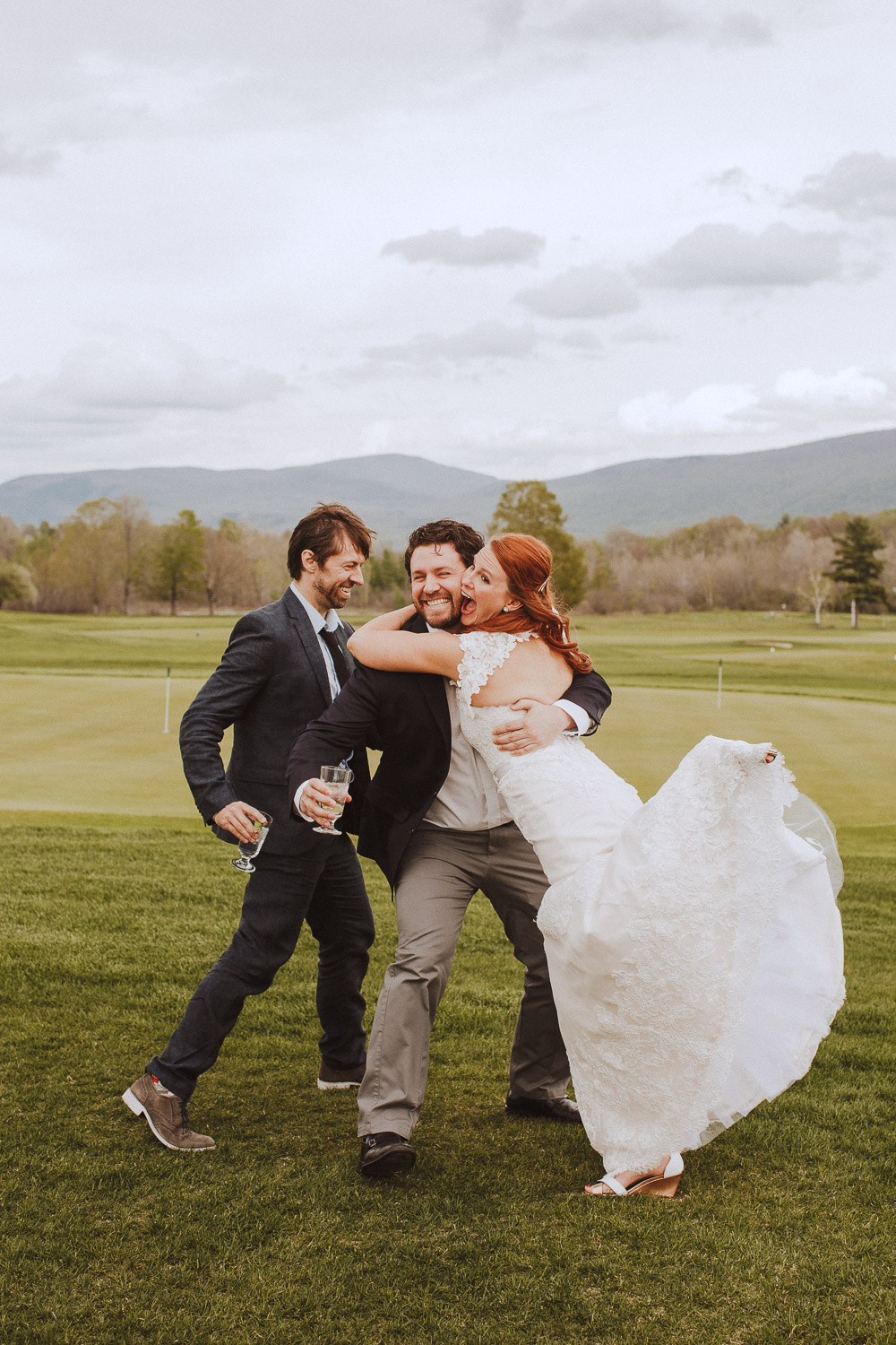 Wedding in Manchester Vermont