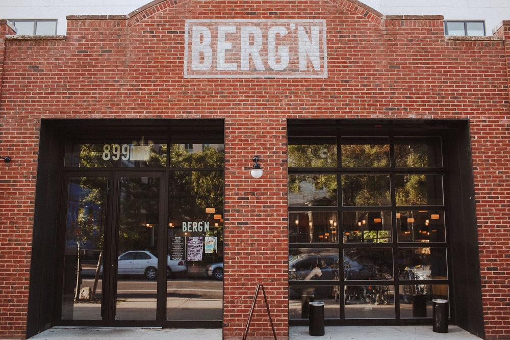 Brooklyn Brewery Rehearsal Dinner | BERG'N