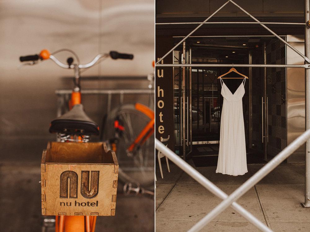 Brooklyn Wedding at NU Hotel