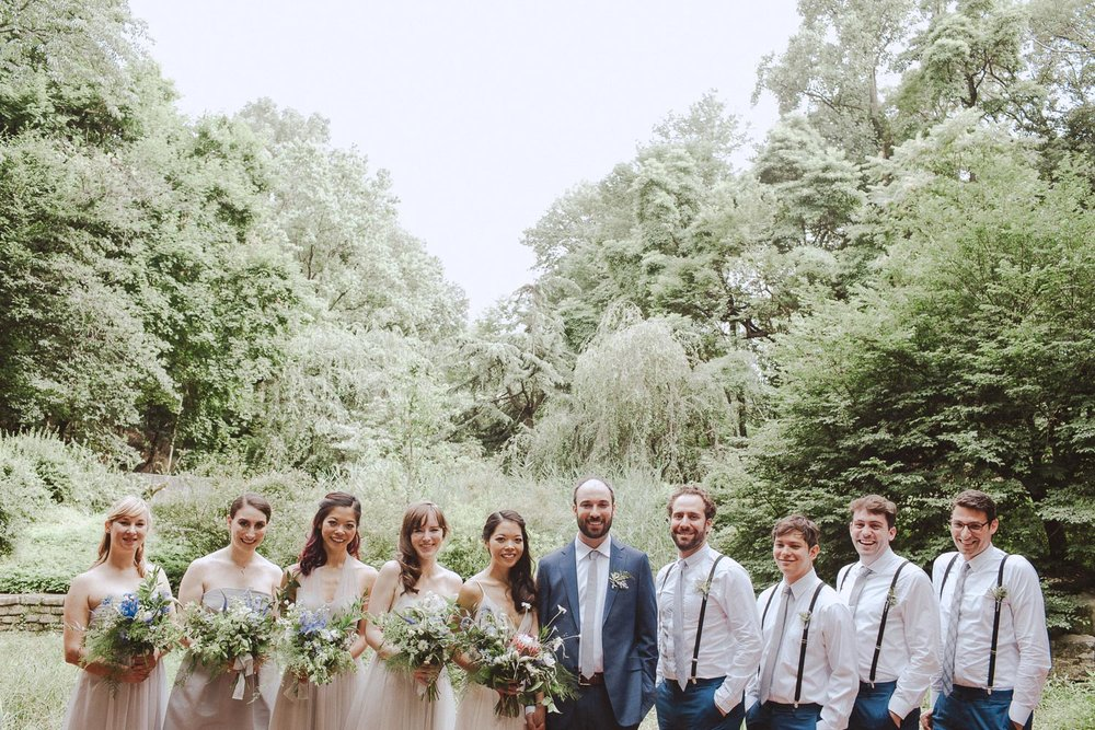 Brooklyn Wedding in Prospect Park
