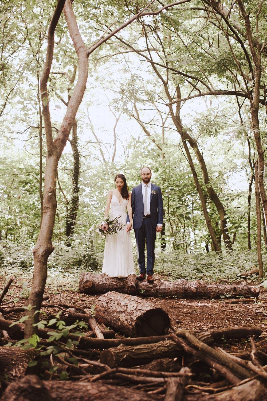 Brooklyn Wedding in Prospect Park