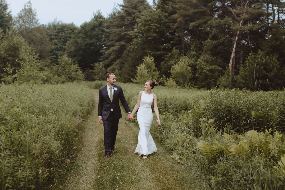 Artistic New Hampshire Wedding Photographer