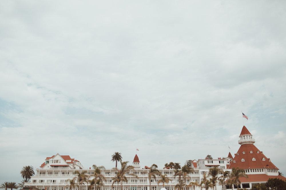 Hotel Del Coronado Travel Blog in San Diego