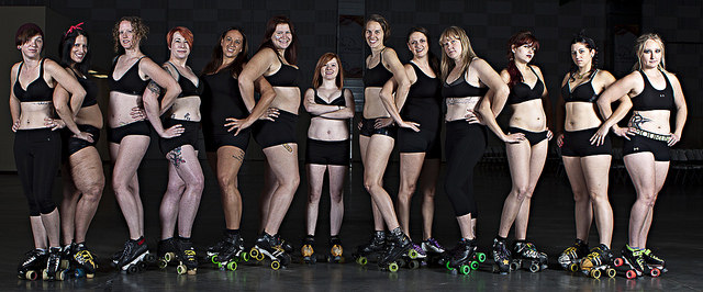 Check out these amazing skaters!