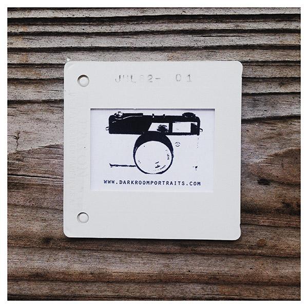 Slide Film Business Card!