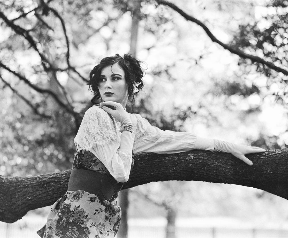Camera: Mamiya ZD  Model:Joy Green