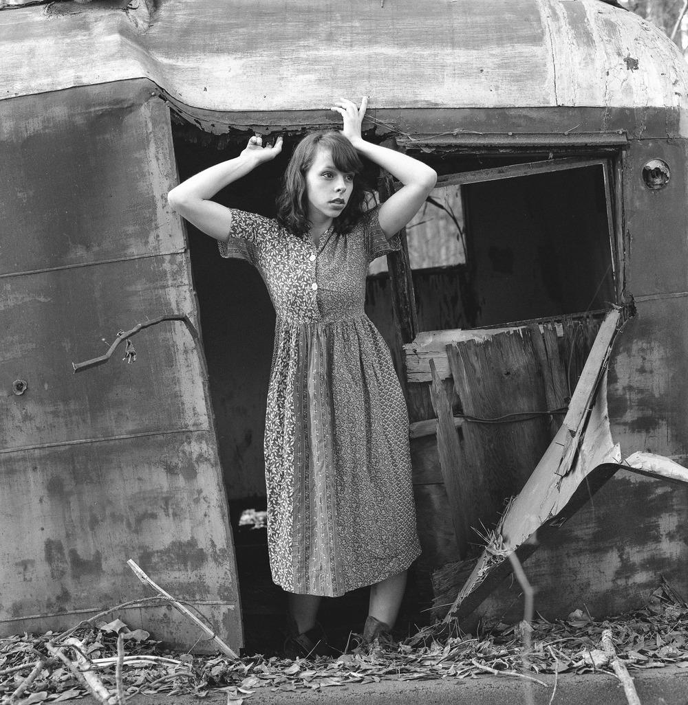 Model: Paige Wolcott  Camera: Hasselblad 501CM  Film: HP5+