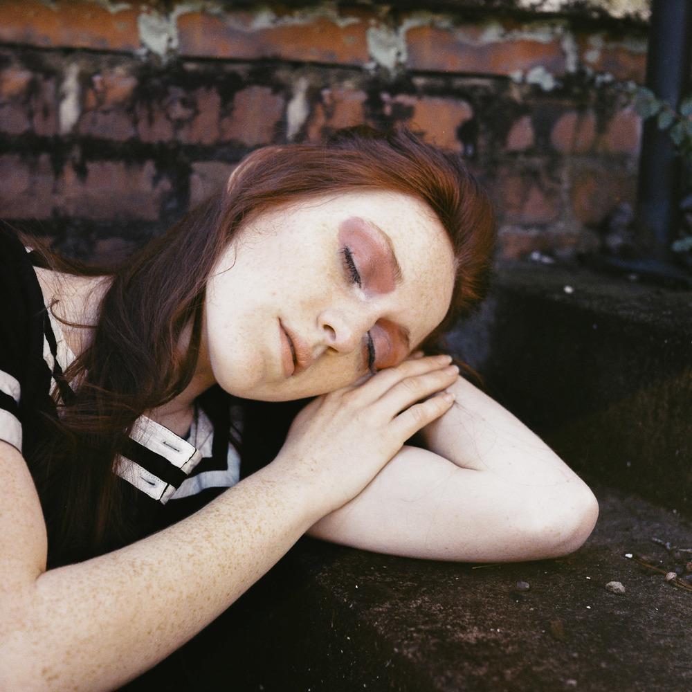 Model: Meagan Hamilton   Camera: Hasselblad 501cm  Film: Portra 400