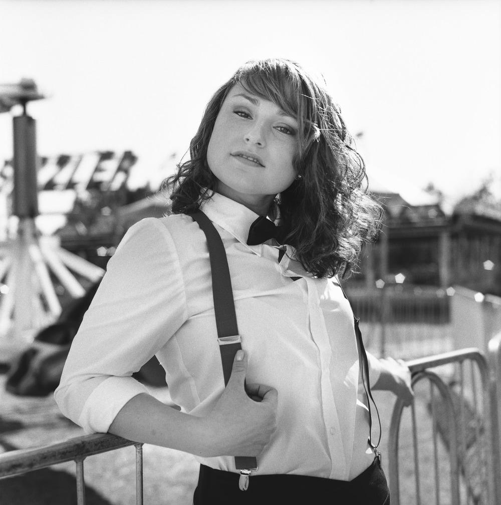 Model: Jessie Krause  Camera: Hasselblad 501cm  Film: HP5+ rated at 400  Developer: D761:1