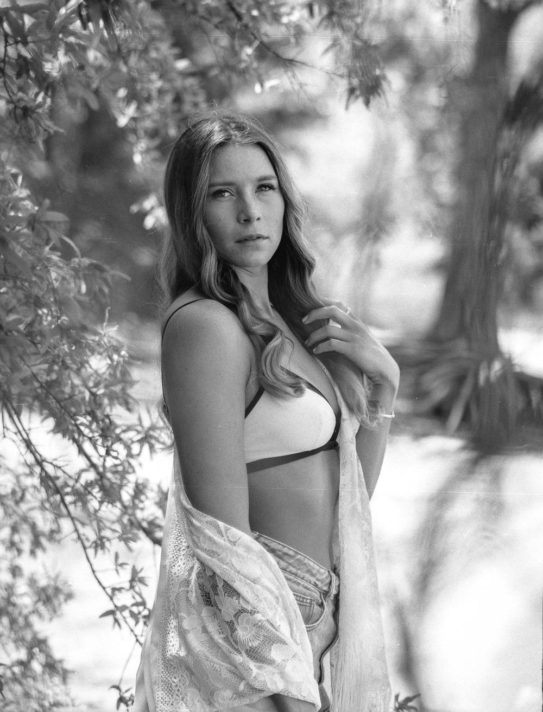 Model: Jamie Brown  Camera: Mamiya 645AF  Film: HP5+