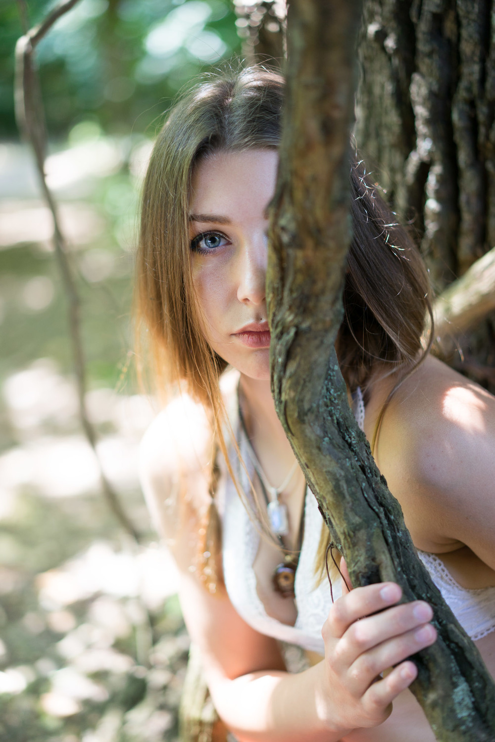 Model: Mackenzie Wolcott  Camera used: Sony A7   Lens: Sonnar T* FE 55mm F1.8