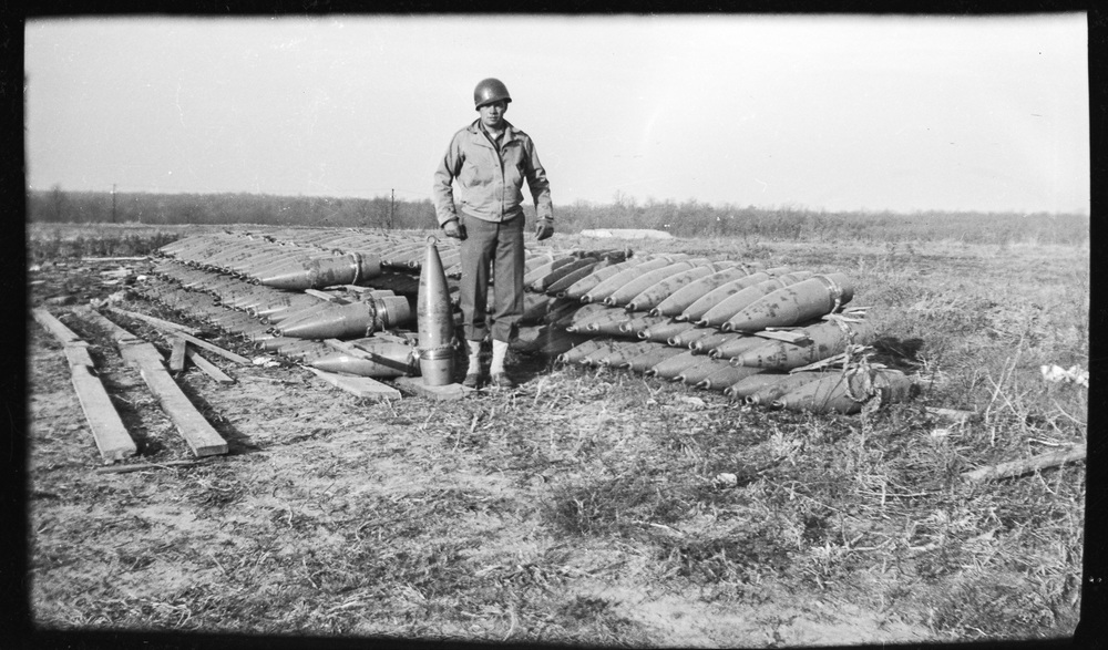 Ebay Find: Army Negatives From Fort Leonard Wood