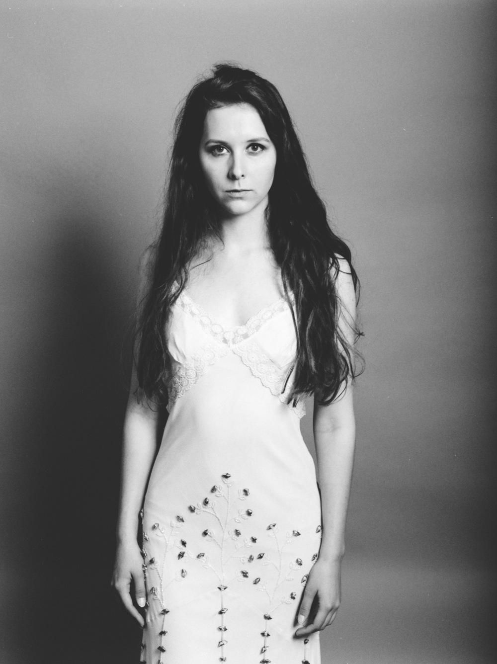Model: Alexandra Petkus  Camera: Mamiya 645AFD  Film: HP5+