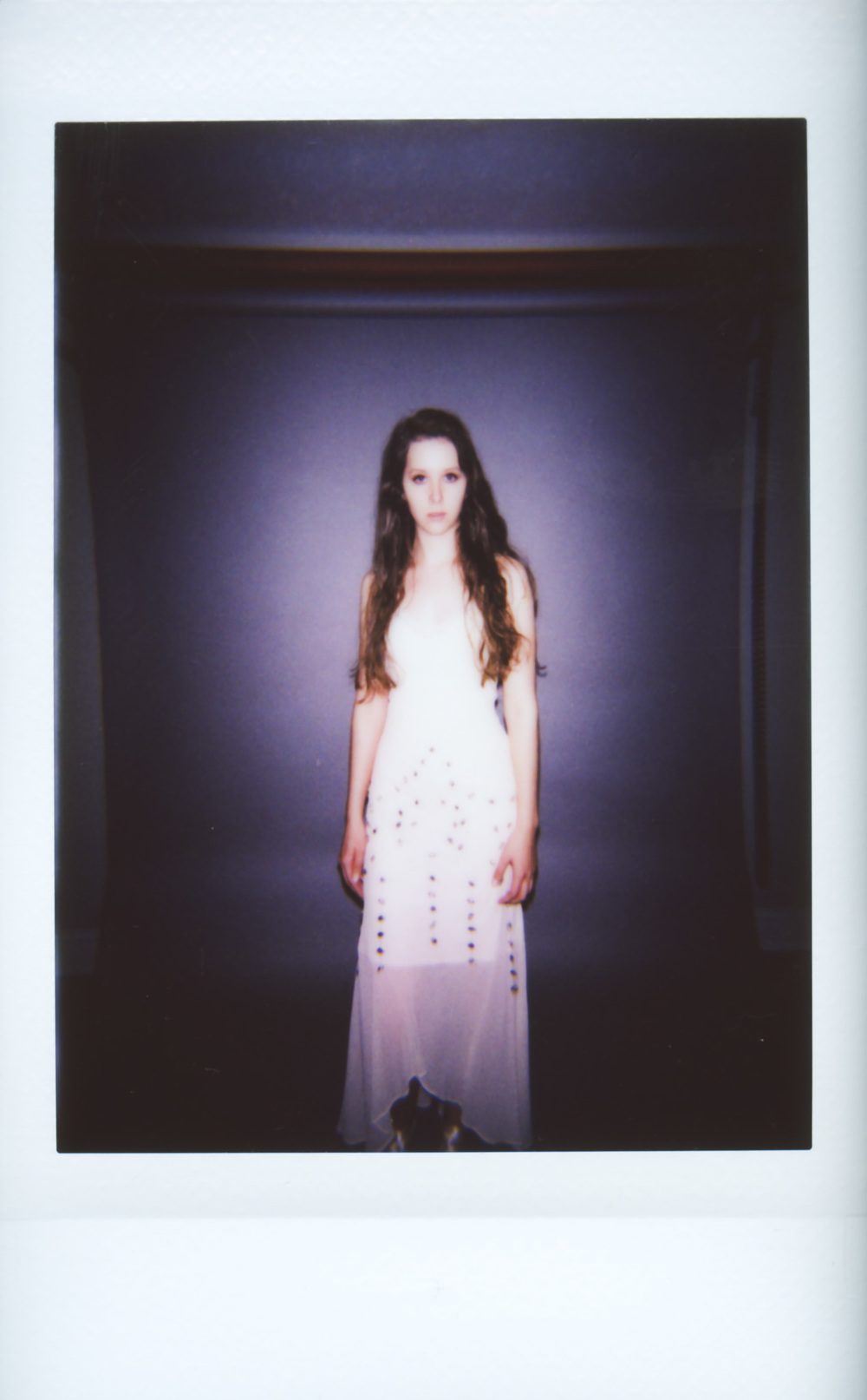 Model: Alexandra Petkus  Camera: lomo'instant  Film: Instax