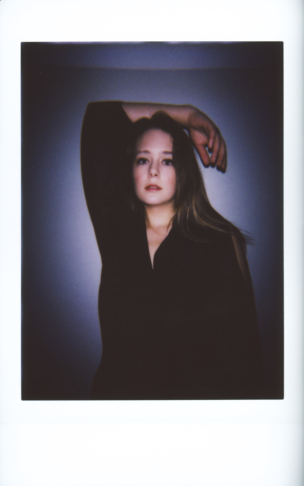 Model: Carmela White  Camera:lomo'instant  Film: Instax