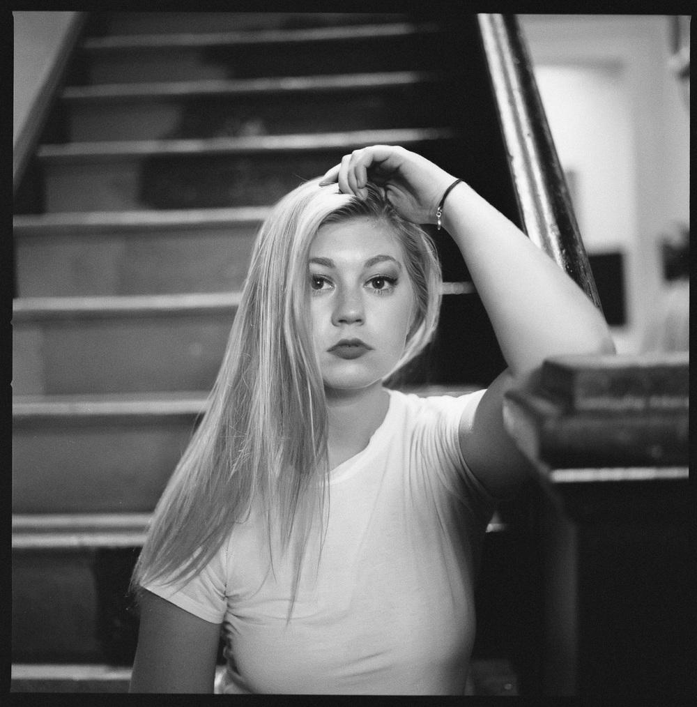 Model: Becca Olsen  Camera: Hasselblad 501CM  Film: HP5+